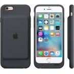 Das Smart Battery Case erhöht die Akkulaufzeit des iPhone 6 / iPhone 6S deutlich.