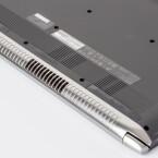 Auch hier ist nicht Metall, was glänzt, sondern ordinärer Kunststoff.