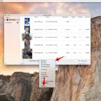 """Bevor ihr die Bilder importiert, solltet ihr den Zielordner für den Import auswählen. Klickt unterhalb der Bilder hinter """"Importieren nach"""" auf das Auswahlfeld und wählt anschließend mit einem Klick den Eintrag """"Weitere"""" aus. Alternativ klickt ihr direkt einen vorgeschlagenen Ordner an, wenn ihr eure Fotos in einen der vorgeschlagenen Ordner importieren möchtet."""
