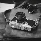 Die Systemkamera kommt in einem Retro-Look daher.