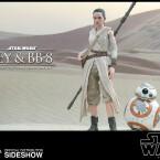 Rey und BB8