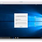 Sobald der von euch festgelegte Schwellwert überschritten wird, informiert euch NetWorx mit einer Meldung auf dem Desktop. Alternativ lasst ihr euch die Information per E-Mail zusenden, wenn ihr den Computer nicht ständig selbst nutzt.