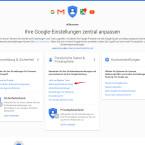 """Auf der Startseite für die Google-Einstellungen findet ihr unter """"Persönliche Daten & Privatsphäre"""" den Punkt """"Meine persönlichen Daten"""". Klickt diesen an."""