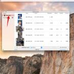 """Wählt im Programm """"Digitale Bilder"""" auf der linken Seite unter """"Geräte"""" euer iPhone aus. Habt ihr das getan, seht ihr auf der rechten Seite die Bilder eures iPhones mit einem Vorschaubild und weiteren Details wie dem Aufnahmedatum und der Dateigröße."""