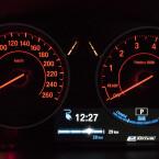 Im reinen E-Betrieb ist die Höchstgeschwindigkeit auf 120 km/h beschränkt.