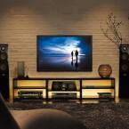 Yamaha zeigt sein neues vielseitiges Multiroom-System Musiccast auf der IFA. Möglich ist der Streaming-Empfang via WLAN, Bluetooth und AirPlay. Zum Start sind 23 verschiedene Musiccast-Produkte erhältlich.