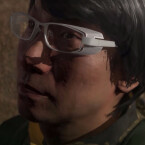 Hideo Kojima in The Phantom Pain.