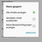 """""""Alle Inhalte anzeigen"""" auswählen. (Bild: Screenshot)"""