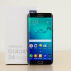 Das Samsung Galaxy S6 Edge+ ist eine größere Version des Galaxy S6 Edge.