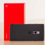 Metallrahmen und ein rauer Rücken - diese zwei Dinge machen das Design des OnePlus 2 aus.