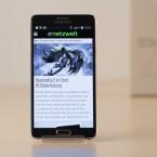 Den ausführlichen Testbericht zum Samsung Galaxy Note 4 lest ihr in Kürze auf netzwelt.