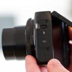 Die Canon PowerShot G7 X ist mit Wifi ausgestattet.