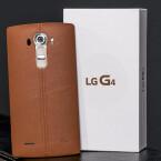 Der Bildschirm des LG G4 löst in QHD auf. Die Pixeldichte beträgt 538 ppi.