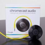 Chromecast Audio erledigt für Lautprecher und Stereo-Analgen das, was Chromecast für Fernseher erledigt: Streaming von Internet-Inhalten.