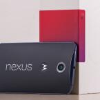Wie beim Nexus 5 befindet sich auf der Rückseite des Nexus 6 ein Hinweis auf den Hersteller. Das diesjährige Google-Smartphone stammt von Motorola.