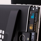 Zur Verwendung des BlackBerry Passport benötigt der Nutzer eine Nano-SIM-Karte.