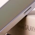 Der Rahmen des Galaxy Alpha besteht wie von vielen Fans erhofft aus Aluminium. (Bild: netzwelt)