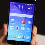 Das Galaxy S6 ist Samsungs Top-Smartphone aus dem Jahr 2015.