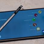 Samsung spendiert dem Stift neue Features.