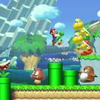 Was braucht ein richtiges Mario-Level? Genau - Yoshi!