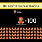 """Im Modus """"100 Mario""""-Herausforderungen habt ihr 100 Leben und eine Reihe an Online-Levels abzuschließen."""
