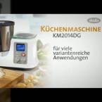 Aldi verkauft ab Donnerstag, 8. Oktober 2015, eine Küchenmaschine im Thermomix-Stil.