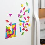 Sieben Euro kosten Kühlschrankmagnete im Tetrisformat. (Bild: thinkgeek.com)