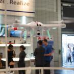 Bis zu 500 Meter hoch steigt die Drohne Toruk AP10 des asiatischen Herstellers AEE. In der Luft zeichnet die eingebaute Kamera Videos mit 1080p-Auflösung, bei bis zu 60 Einzelbildern in der Sekunde auf.