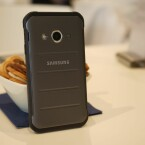 Dem Galaxy Xcover 3 sieht man seine Robustheit nicht an.
