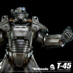 Die Fallout 4-Figur ist 36,8 Zentimeter groß.