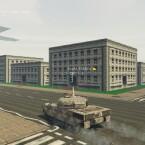 Die Karte aus Grand Theft Auto: London 1969 in GTA 5.