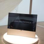 Loewe Masterpiece 65: Das abgebildete Design ist noch nicht final.