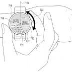 So könnte die runde Samsung-Smartwatch Orbis aussehen.