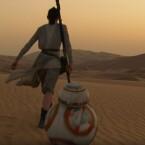Der neue Droide heißt BB-8.