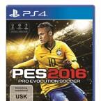 Neymar ist der Cover-Star von PES 2016.