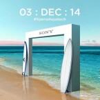 Der Sony Xperia Aquatech-Shop wird am 3. Dezember in Dubai eröffnet. (Bild: Sony)