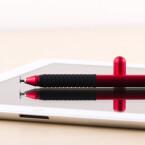 Auf dem iPad funktionierte der Stylus genauso gut wie auf Android-Tablets.