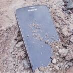 ...und das Outdoor-Smartphone Galaxy S4 Active. (Bild: netzwelt)