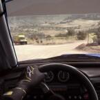 Auch eine Cockpit-Perspektive gibt es in DiRT Rally.