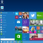 Das Startmenü kehrt in Windows 10 zurück.