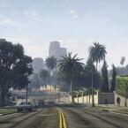 ...auf das wunderschöne Los Santos. (Screenshot / Rockstar Games)