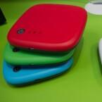 Seagate Wireless gibt es in unterschiedlichen Farben zu kaufen.