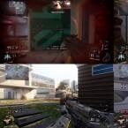 Call of Duty - Black Ops 3 bietet sogar einen Splitscreen-Modus für vier Spieler.