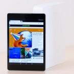Im Google Nexus 9 schlummert ein Tegra K1-Prozessor von Nvidia. (Bild: netzwelt)