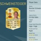Bastian Schweinsteiger ist in FIFA erstmals bei Manchester United zu sehen.
