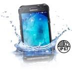 Samsungs Galaxy Xcover 3 ist mit einer IP67-Zertifizierung versehen.