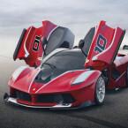 1.050 PS Leistung bietet der Ferrari FXX K. (Bild: Ferrari)