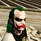 Als Joker könnte Trevor besser gelaunt sein.