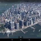 Die neue Google Earth-App verspricht ein schärferes und spürbar flüssigeres 3D-Erlebnis.