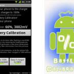 Mit Battery Calibration kalibriert ihr im Anschluss einer Neuinstallation des Betriebssystems euren Akku neu.